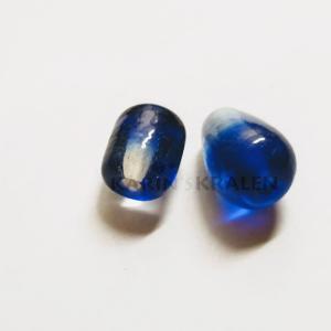 Glaskralen Blauw-Extra Divers